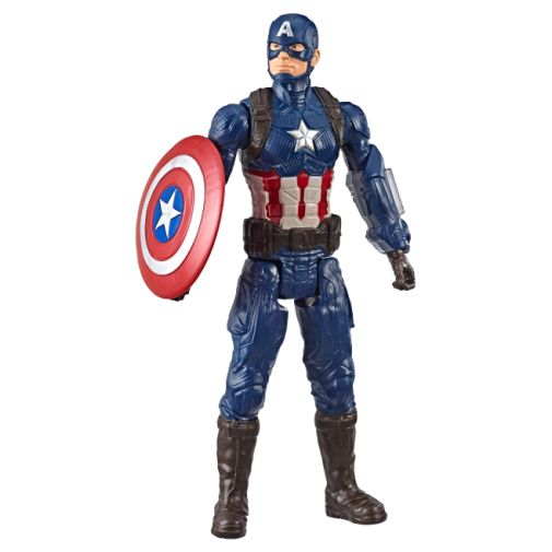 MARVEL AVENGERS ENDGAME TITAN HERO SERIES CAPTAIN AMERICA oop