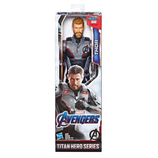 MARVEL AVENGERS ENDGAME TITAN HERO SERIES THOR in pck