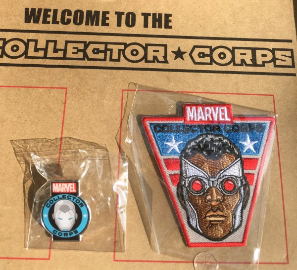 Marvel Collector Corps Secret Wars Review & Unboxing ...