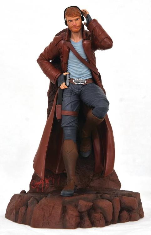 Marvel Gallery Star-Lord Statue Reissue Comic Book Based