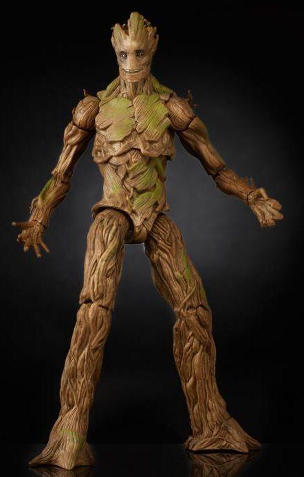 2020 Marvel Legends Groot Movie Figure Build-A-Figure Reissue