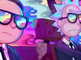 rick and morty kanye west episodio noviembre 2019