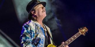 Escucha el nuevo ep de Santana previo al Vive Latino.