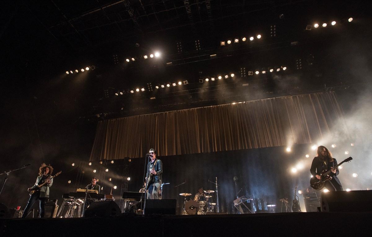 Arctic Monkeys en Foro Sol