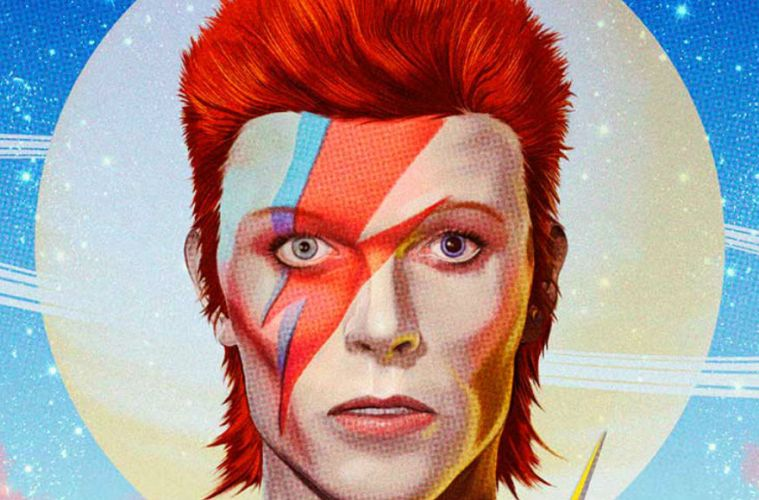David Bowie Rocketman Matthew Vaughn pelicula biopic