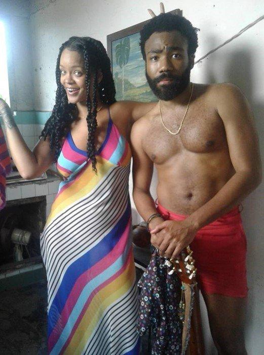 Guava Island, la película de Rihanna y Childish Gambino.
