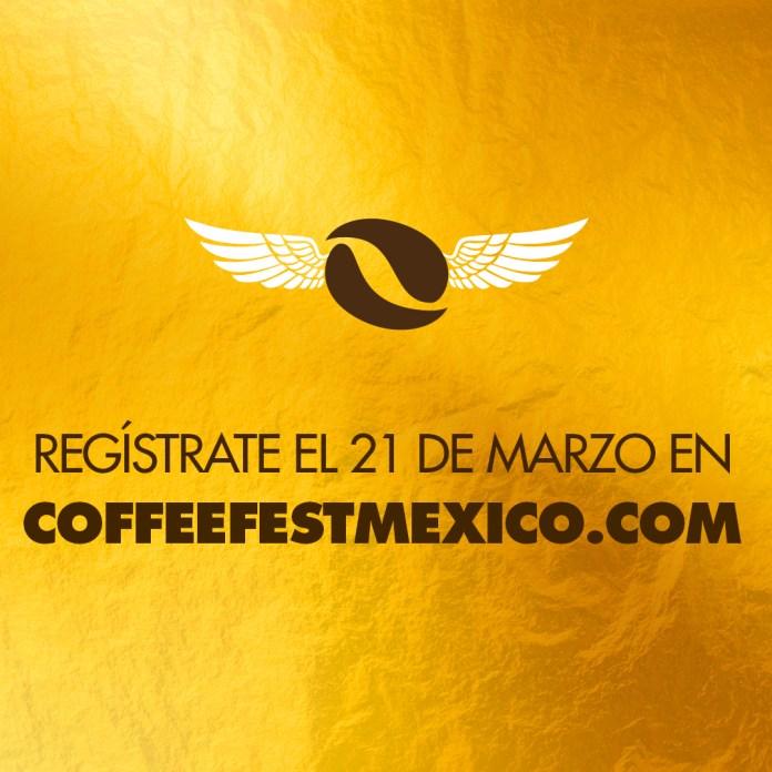 Coffee Fest México 2019 café méxico CDMX Zócalo capitalino
