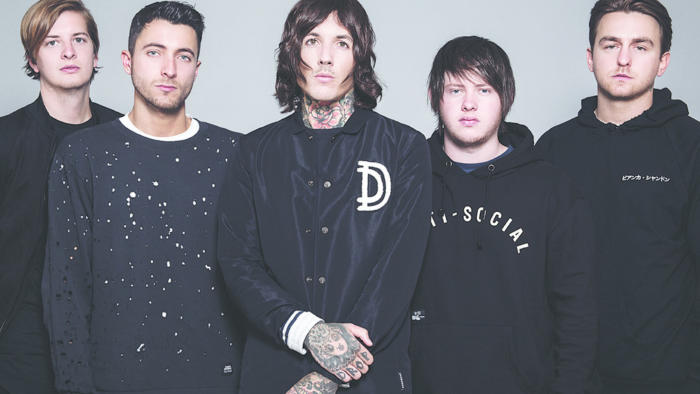 Bring me the horizon Amo Mother Tongue
