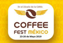 Coffee Fest Mexico 2019 Zócalo Capitalino 23 26 mayo evento