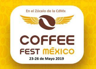 Coffee Fest Mexico 2019 Zócalo Capitalino 23 26 mayo evento