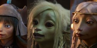 Dark Crystal Age Resistance Netflix nueva serie trailer 30 agosto