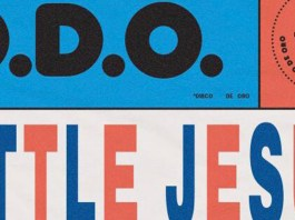 Disco de oro - Little Jesus