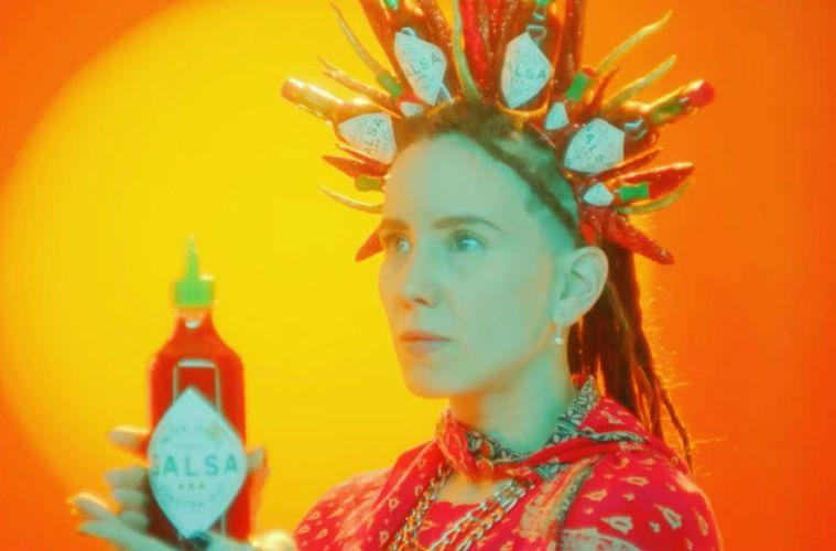 Niña Dioz Remix Go Nuevo video sencillo Reyna