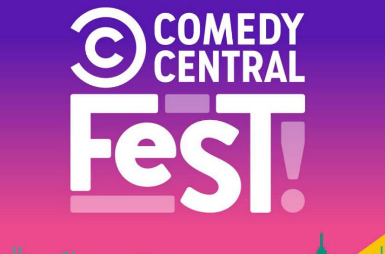 Comedy Central Fest Plaza Condesa boletos