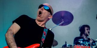 Squares Joe Satriani
