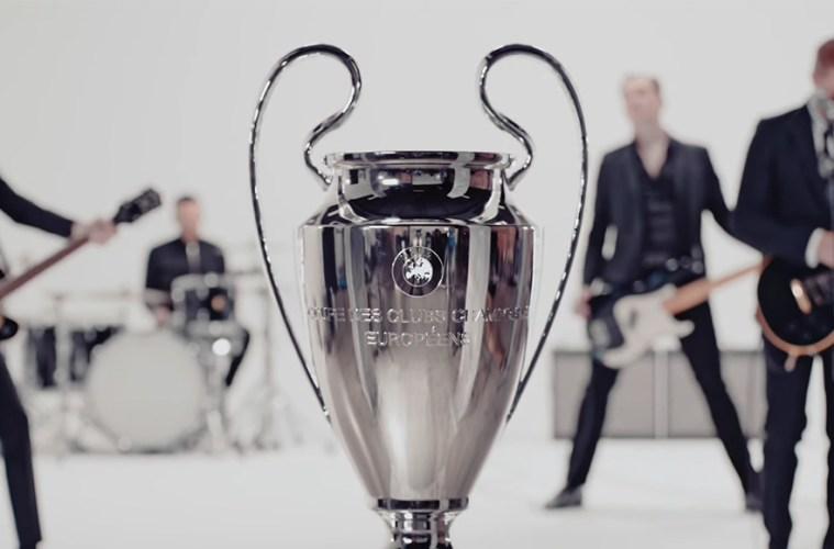 Interpol - My Desire (Champions League 2018/19)