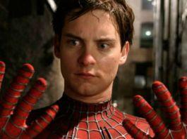 Tobey Maguire Spider-Man 4