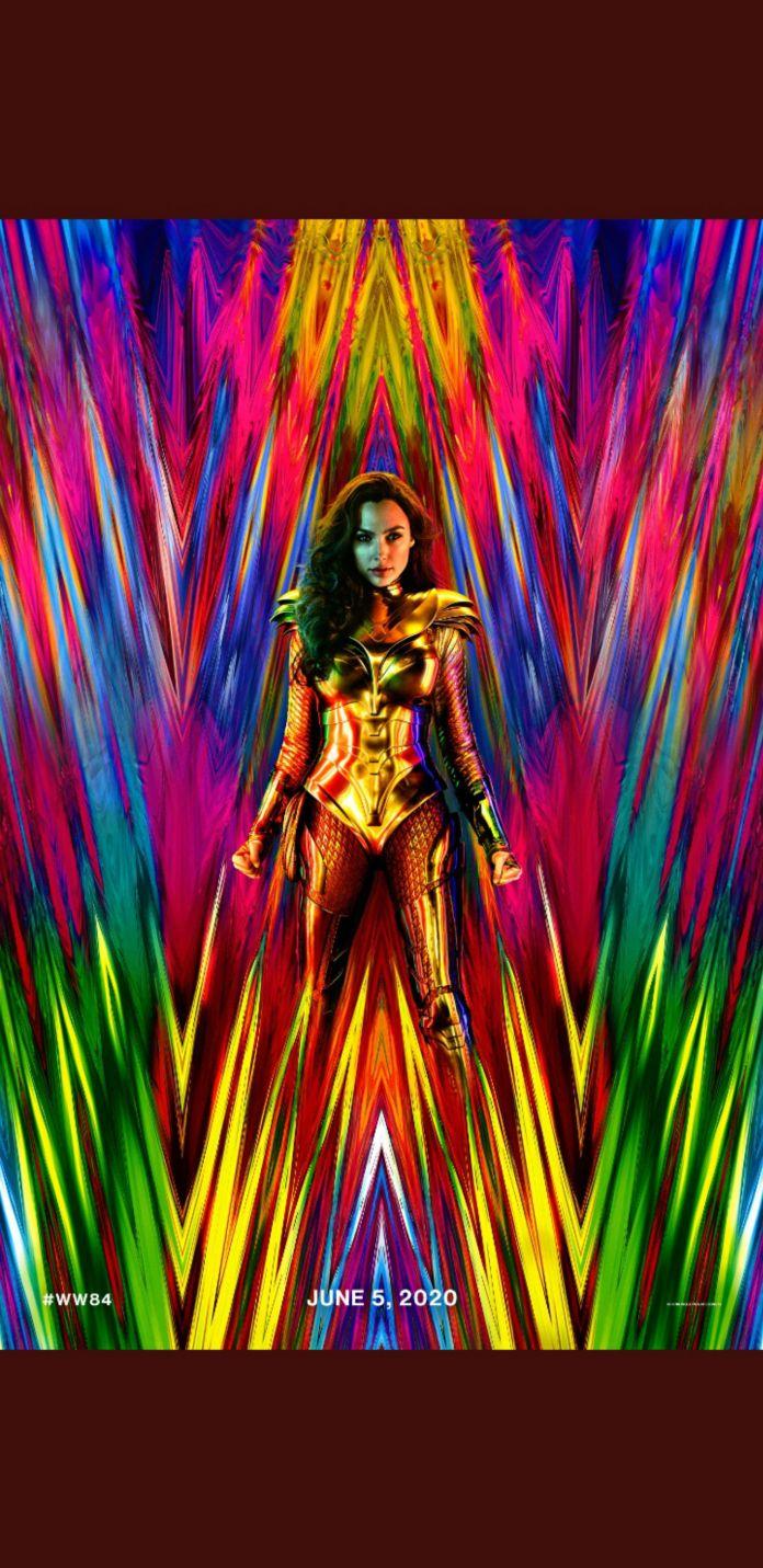 Wonder Woman 1984 Gal Gadot imágenes 2020 Paty Jenkins