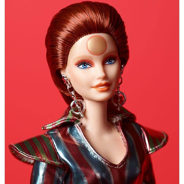 Barbie - Ziggy Stardust