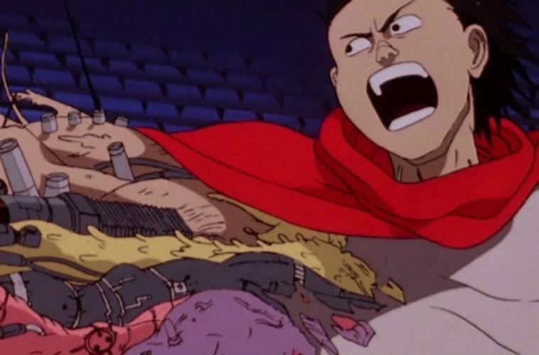 Katsuhiro Otomo serie Akira pelicula