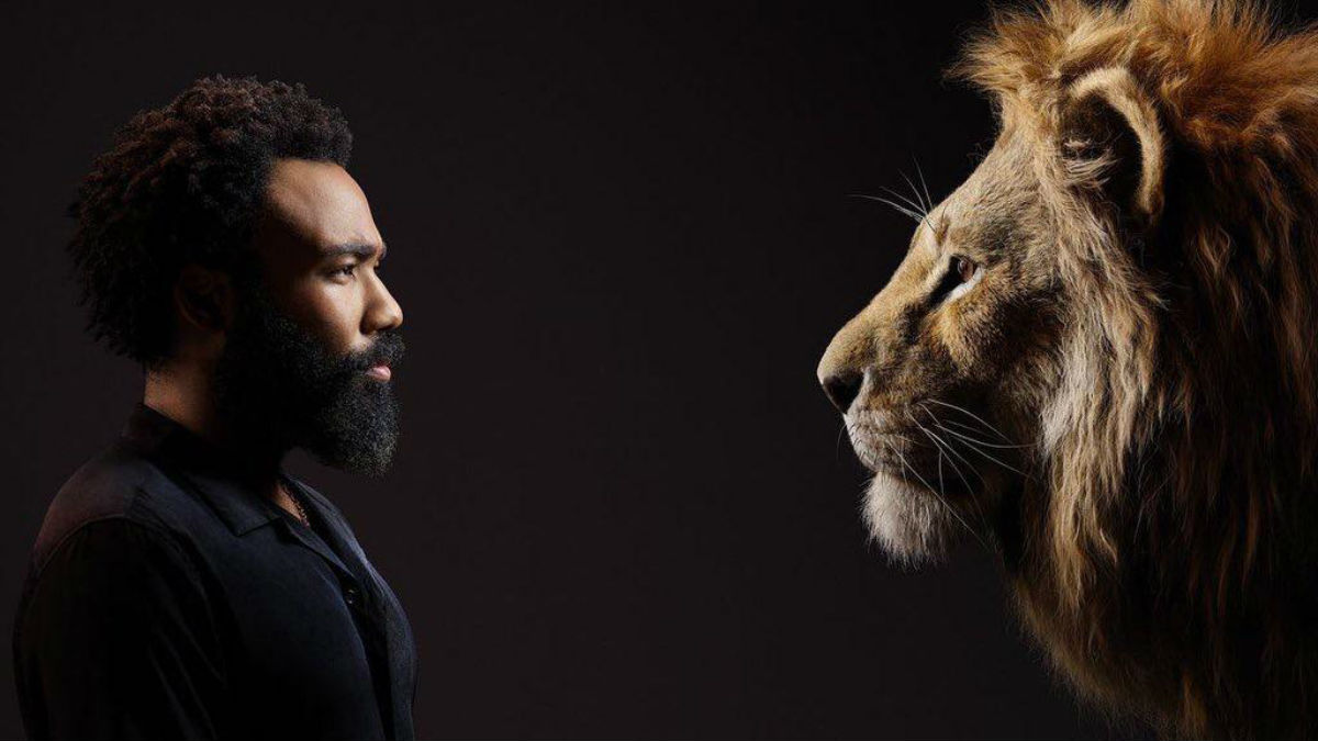 Donald Glover The Lion King