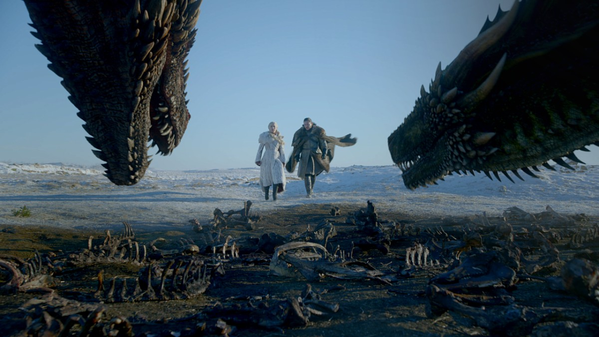 Premios Emmy Game of Thrones estatuilla nominación serie show