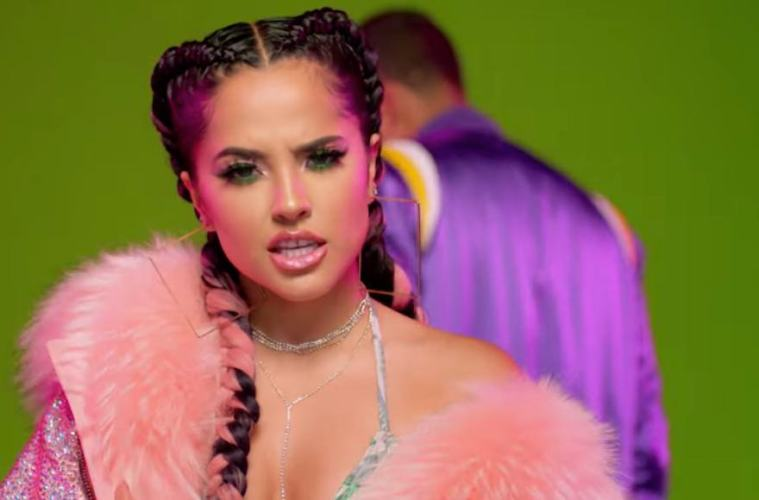 becky g myke towers youtube video nuevo dollar 2019
