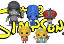 """Funko Pop! Y Los Simpson anuncian muñecos de """"La Casita del Terror"""""""