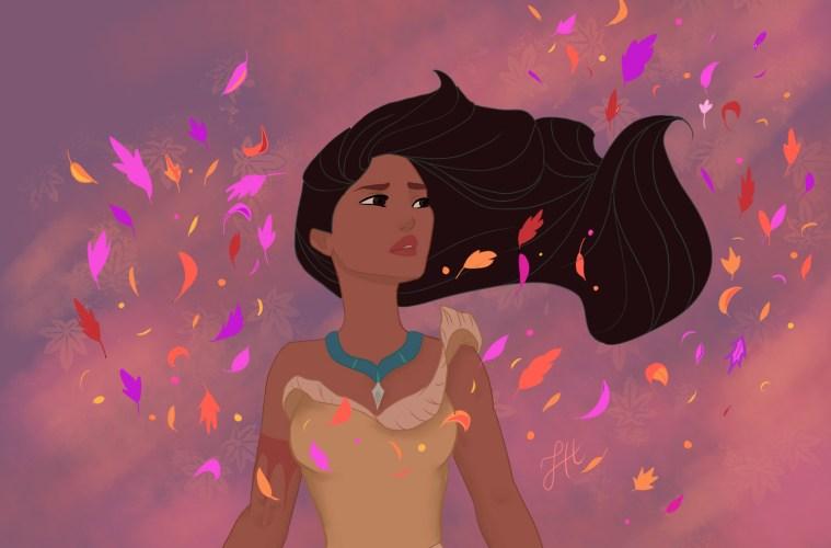 Pocahontas live action