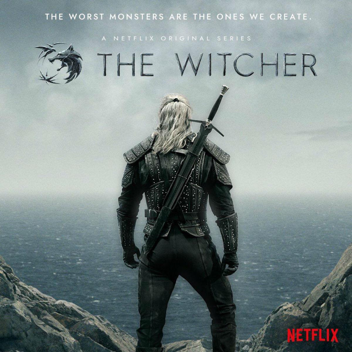 the witcher Netflix Henry Cavill nueva serie