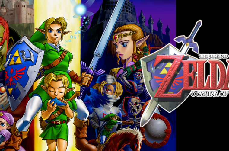 zelda ocarina of time nintendo speedrun record 2019