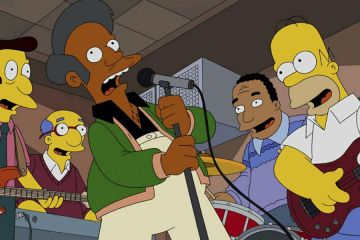 Apu Los Simpson Matt Groening Disney