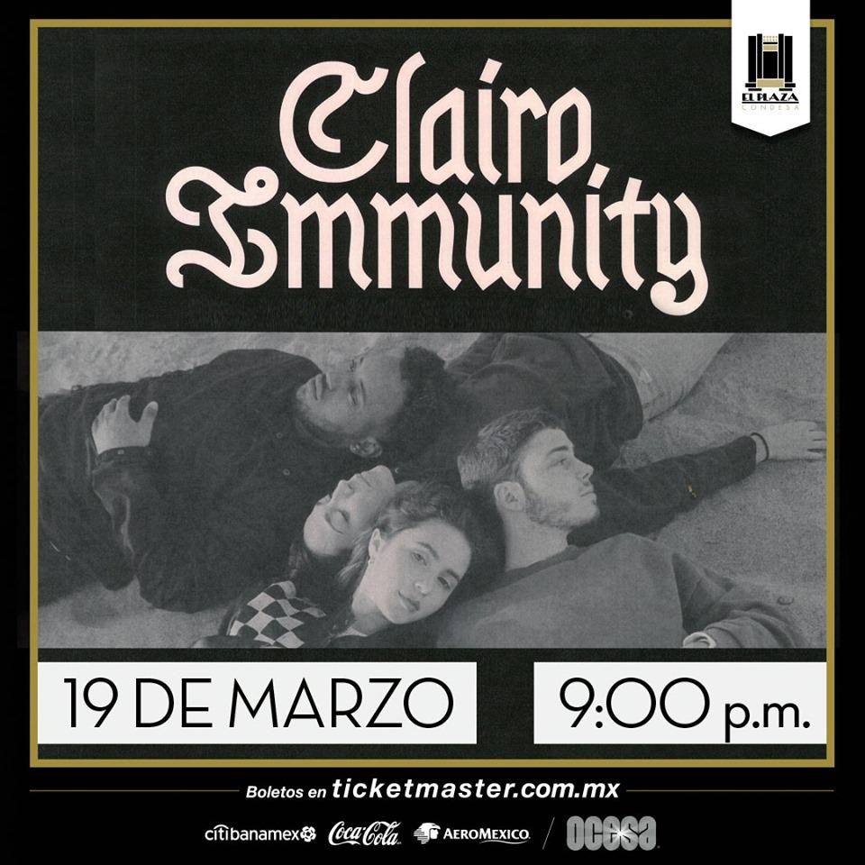 """Clairo llegará a El Plaza con nuevo disco: """"Immunity"""""""