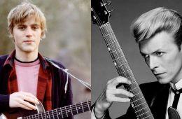 Johnny Flynn David Bowie Stardust película cinta