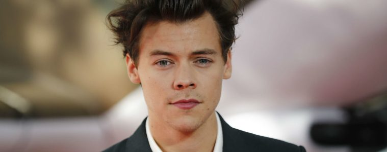 Harry Styles príncipe Eric La Sirenita