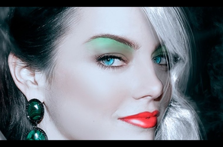 Emma Stone como Cruella de Vil