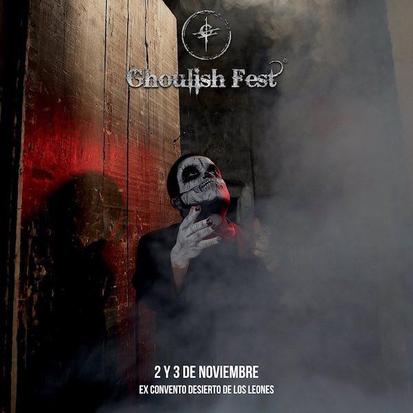 ghoulish fest festival terror cdmx multidisciplinario 2019