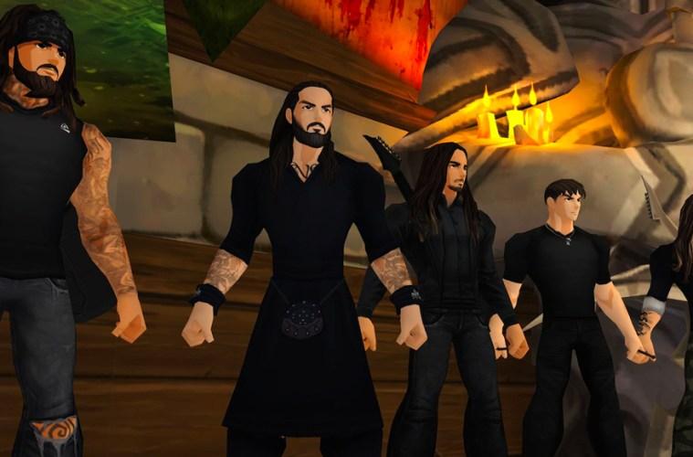 Korn virtual
