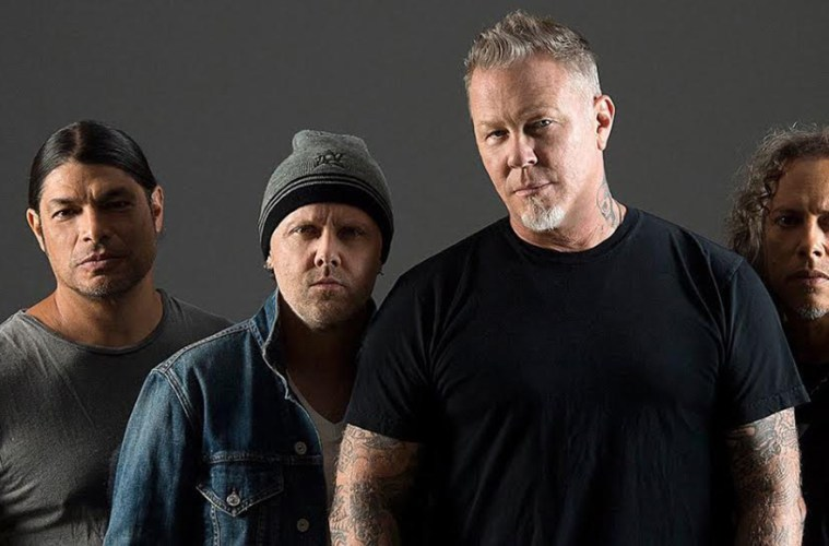 Metallica visitará Sudamérica en abril de 2020