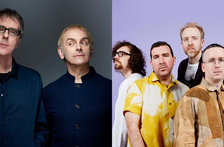 Underworld, Hot Chip, The Blaze y DJ Windows 98 lucen en la primera edición de RadioBosque