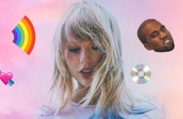 taylor-swift-kanye-west-nuevo-disco-lover-tracklist-2019
