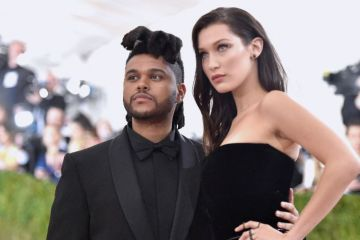 The Weeknd y Bella Hadid ruptura