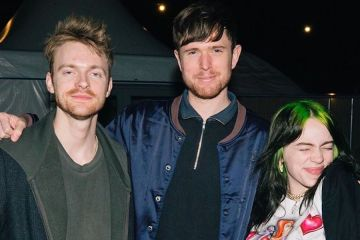 billie eilish james blake nueva colaboracion foto finneas