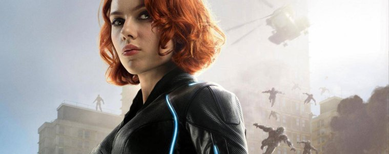 Black Widow primer tráiler