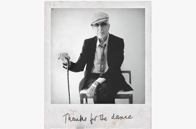 "Estrenaran un álbum póstumo de Leonard Cohen: escucha ""The Goal"", primer sencillo"