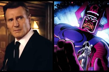 Liam Neeson Galactus Marvel