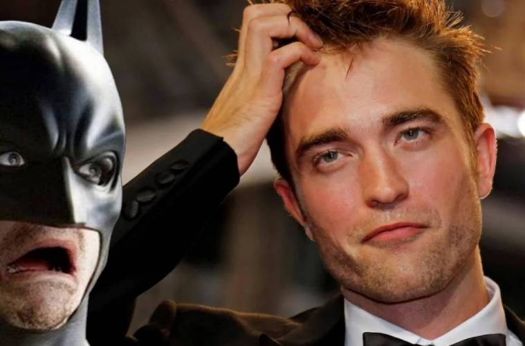 Robert Pattinson Batman peor pagado