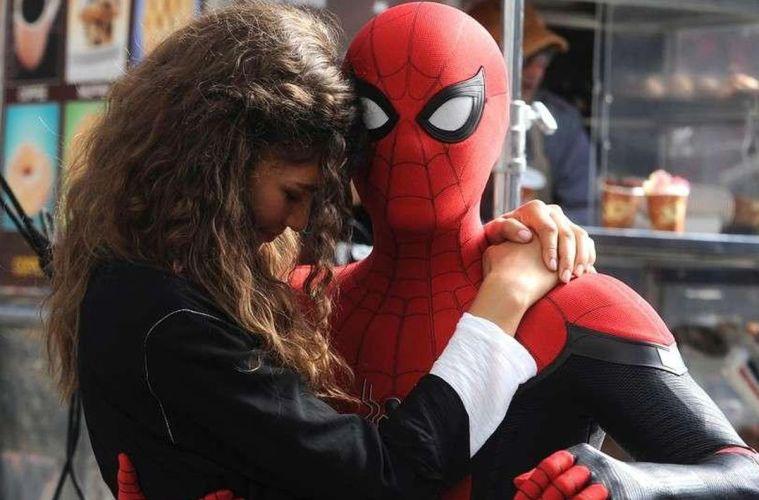 Tom Holland, Zendaya Spider-Man