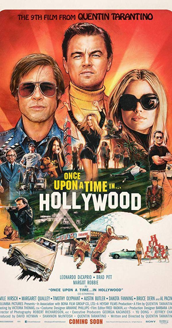 once upon a time in hollywood regresara a cines nuevas escenas