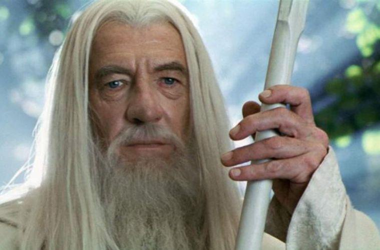 Gandalf mujer El señor de los anillos serie Amazon